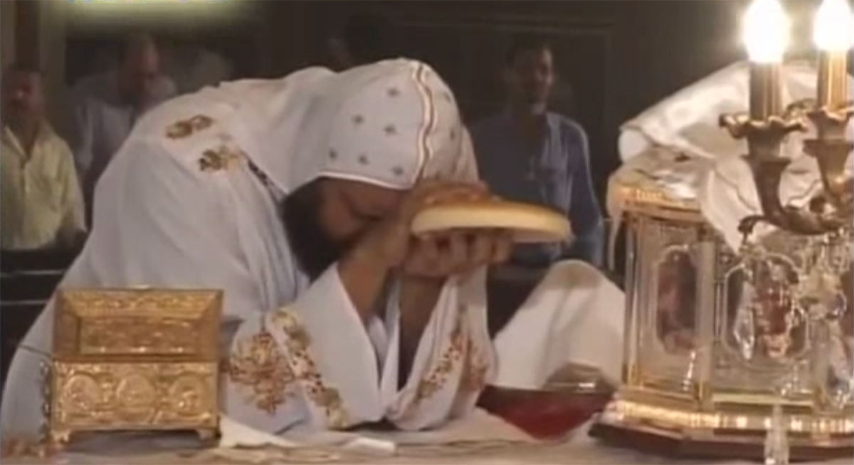 The Coptic Orthodox Divine Liturgy in English Complete