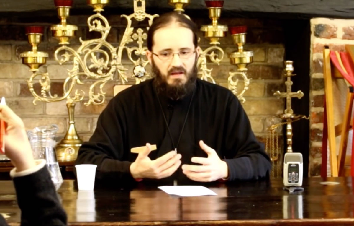 Fr Seraphim Aldea on Elder Sophrony (part 2)
