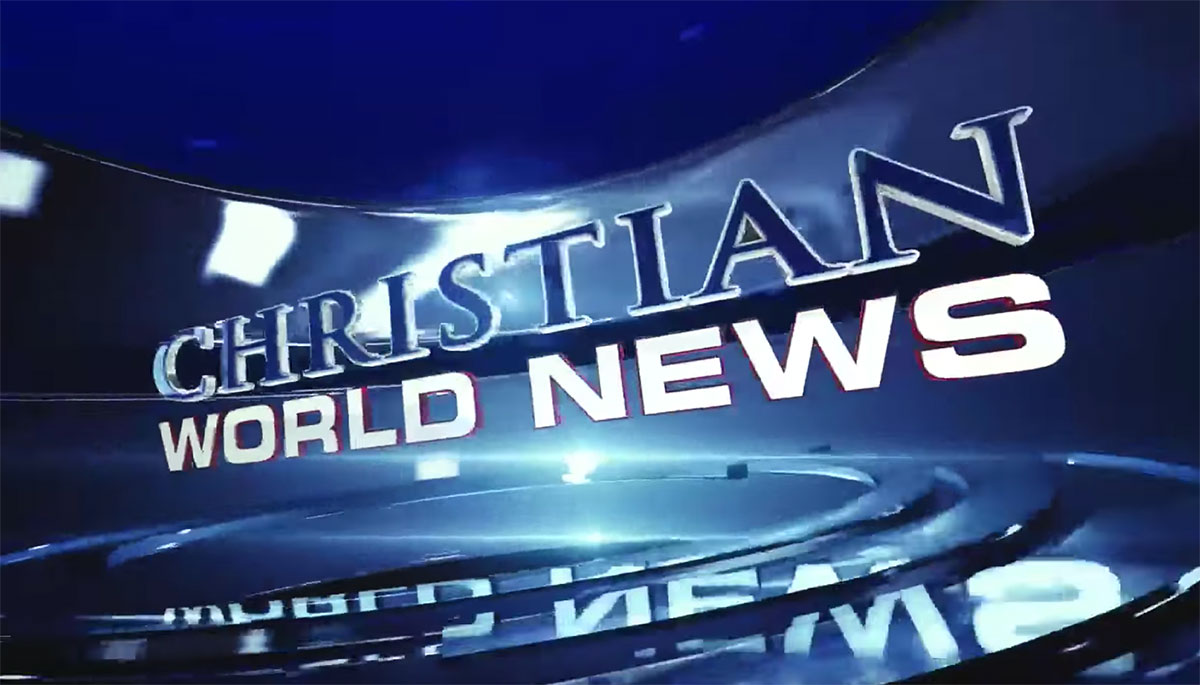 CHRISTIAN WORLD NEWS - NOVEMBER 2, 2018